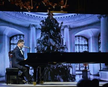 Budapesti Karácsonyi Koncert, 2016. Budapest Kongresszusi Központ