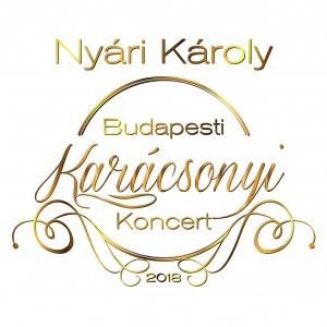 NYÁRI KÁROLY BUDAPESTI KARÁCSONYI KONCERT 2018.
